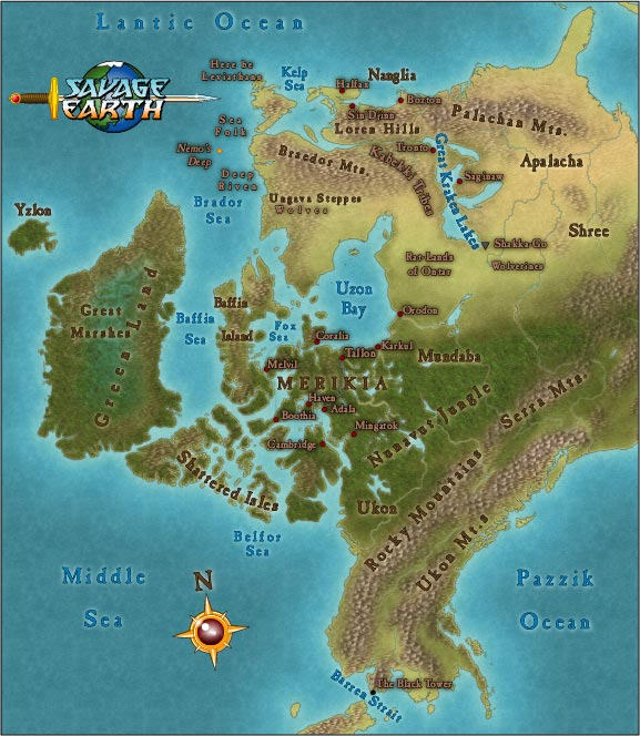 Site history map of savage earth gumiabroncs